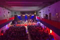 Ostalb Jazz Orchester im Forum des Peutinger Gymnasium